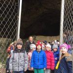 najmlađi posjetitelji u spilji vindija